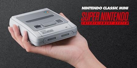 Nintendo Classic Mini: SNES Console