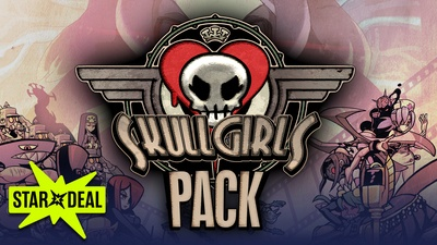 Skullgirls Pack