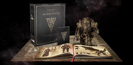 The Elder Scrolls Online: Morrowind Collector's Edition