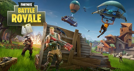 Fortnite Battle Royale Now Available On Nintendo Switch