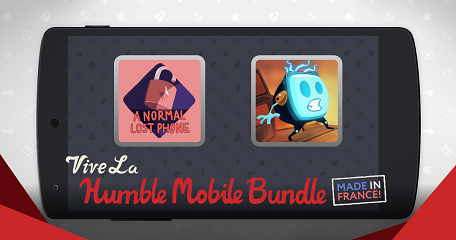 Humble Mobile Bundle: Made in France