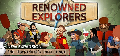 Renowned Explorers: International Society