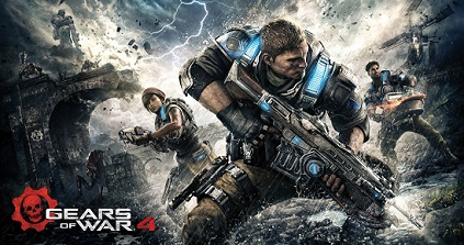 Gears of War 4 + Halo 5: Guardians