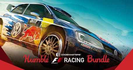 Humble Codemasters Racing Bundle