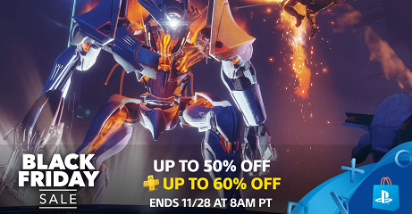 US PlayStation Store Black Friday Sale