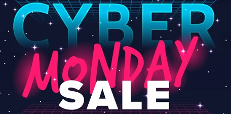 Raru's Cyber Monday Sale