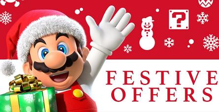 Nintendo eShop Festive Sale