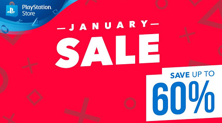 PlayStation Store January Sale 2018