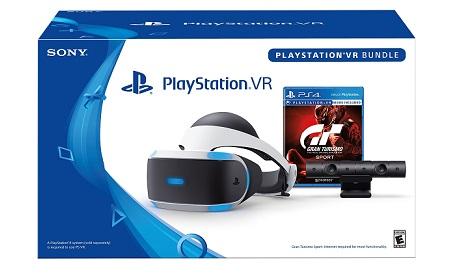 PlayStaion VR Gran Turismo Sport Bundle