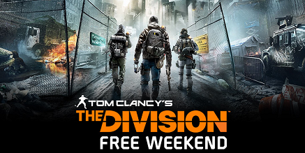Tom Clancy's The Division Free Play Weekend