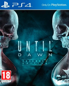 Until Dawn Extended Edition