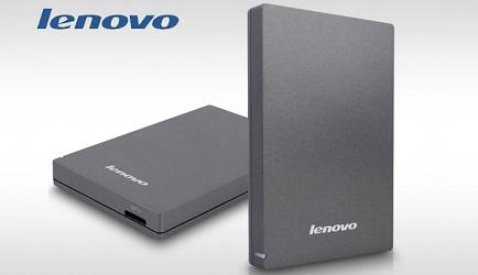 Lenovo F309 2TB Portable Hard Drive