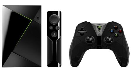 Nvidia Shield TV 16GB + Remote + Controller