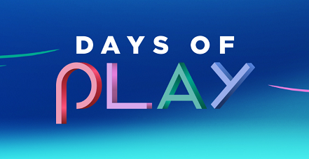 Days of Play Sale