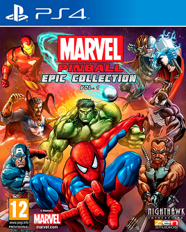 Marvel Pinball - Epic Collection Volume 1