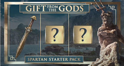 Assassin's Creed Odyssey Spartan Starter Pack