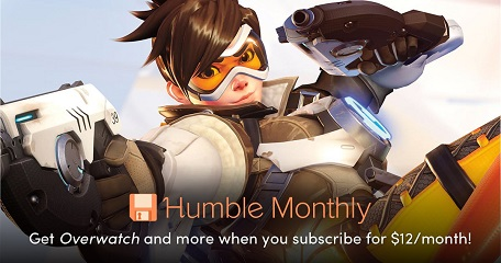 Humble Monthly October 2018 Bundle