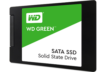 """WD Green 120GB 2.5"""" Solid State Drive"""