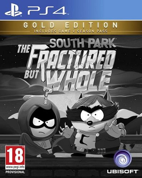 South Park: The Fractured but WholeGold Edition