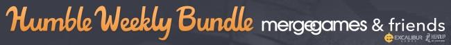 Humble Weekly Bundle: Merge Games & Friends