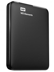 "WD Elements 2.5"" 500GB Portable HDD"