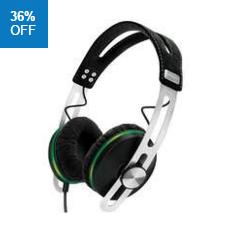 Sennheiser Momentum On-Ear Ingress Headphones (Green)