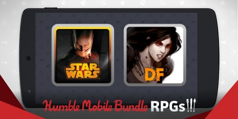Humble Mobile Bundle: RPG's