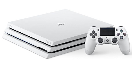 PlayStation 4 Pro 1TB Console (White)