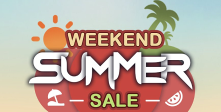 CDKeys Weekend Summer Sale