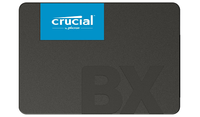 Crucial BX500 480GB 2.5″ Solid State Drive