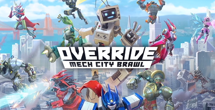 Override: Mech City Brawl Free Play Weekend