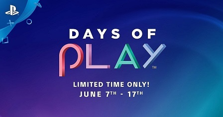PlayStation Store Days of Play Sale 2019