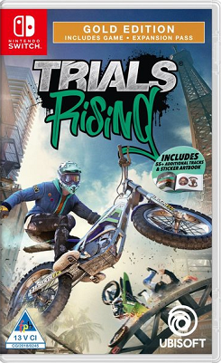 Trials Rising: Gold Edition