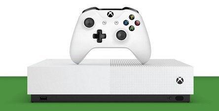 Xbox One S 1TB Digital Edition Bundle