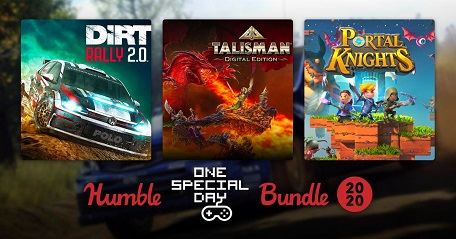 Humble One Special Day Bundle 2020