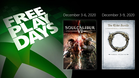 Xbox Free Play Days Event
